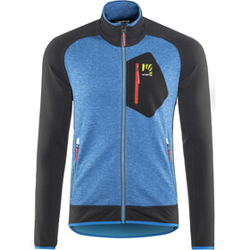 Karpos Odle Fleece Jas Heren, bluette/dark grey